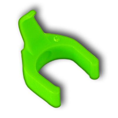 RJ45 cord color clip - Fluo Green