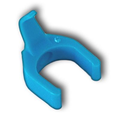 RJ45 cord color clip - Light Blue