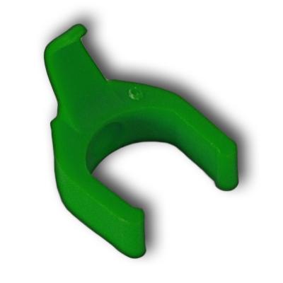 RJ45 cord color clip - Medium Green