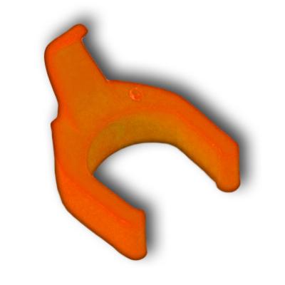 RJ45 cord color clip - Orange