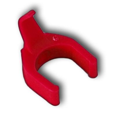 RJ45 cord color clip - Red