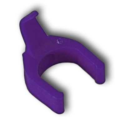 RJ45 cord color clip - Violet
